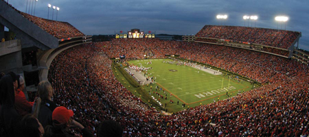 Auburn Football Field