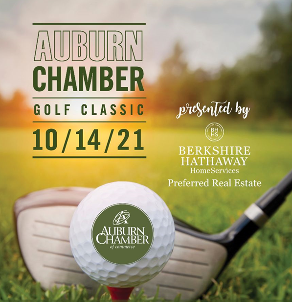 Berkshire Hathaway HomeServices To Host Auburn Chamber Golf Classic for Fifth Consecutive Year